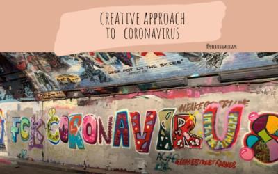 Creative Approach To Coronavirus
