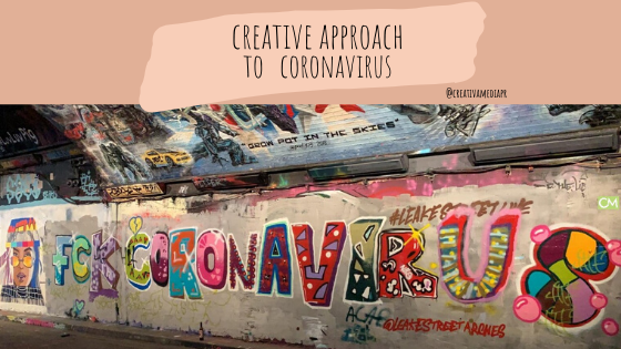 Creative Approach To Coronavirus