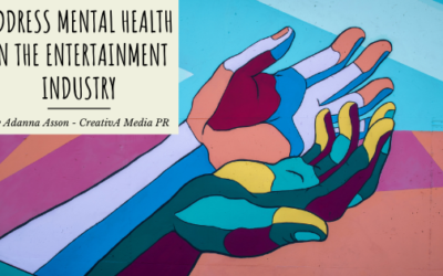 Address Mental Health In The Entertainment Industry
